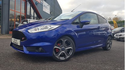 Picture of FORD FIESTA ST-3 2014